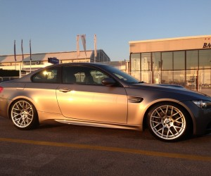BMW E92 M3 KW Variant 3