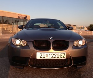 BMW M3 E92 COMPETITION