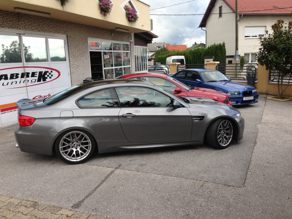 gabrek tuning bmw m3 e92 space grey. Black Bedroom Furniture Sets. Home Design Ideas