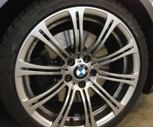 M3 E92 performance friction discs